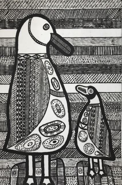, 'Tirrintirri (Burdekin Ducks),' 2017, Queenscliff Gallery & Workshop