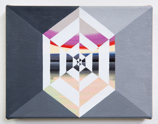 , 'Sunset Portal,' 2012-2014, Inman Gallery