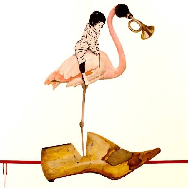 , 'Pelican,' 2015, Kreislerart