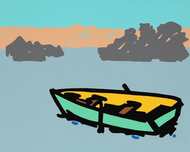 , 'Boat,' 2012, Gridchinhall