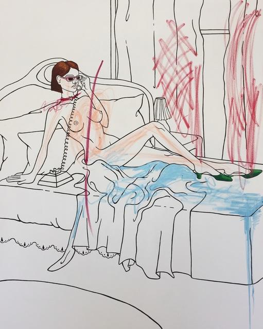 , 'Acclaim (Killer),' 2017, CULT | Aimee Friberg Exhibitions
