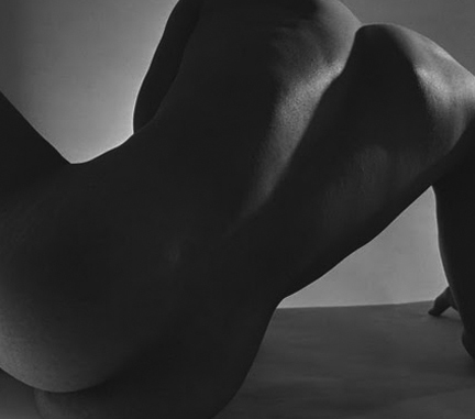 , 'Male Nude, Back Study, New York,' 1952, Staley-Wise Gallery