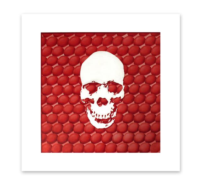 Joseph Grazi, 'Red Skull', 2013, Joseph Gross Gallery