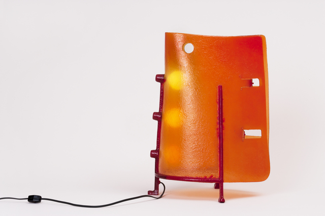 , 'Belt Lamp,' 1995, Patrick Parrish Gallery
