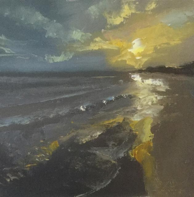 , 'Sanibel Sunset,' 2018, Gallery 1261