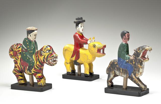 , 'Kkoktu Figures ,' Before 1926, Newark Museum