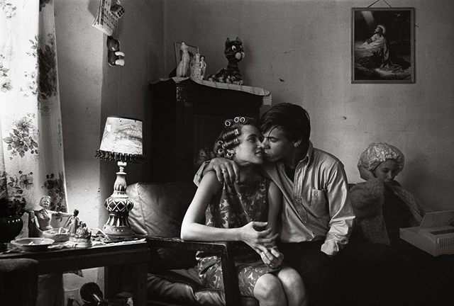 Danny Lyon, 'Inside Kathy's Apartment', 1963/2009, ClampArt