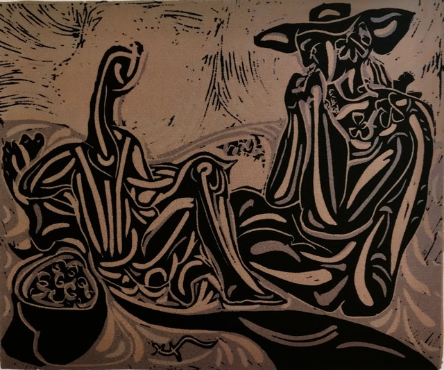 Pablo Picasso, 'After the vintage', ca. 1980, ByNewArt