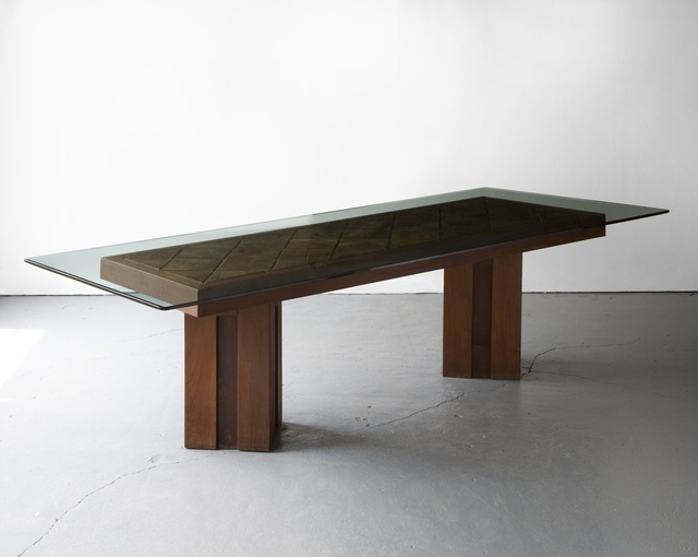 , 'Rectangular Dining Table,' ca. 1970, R & Company