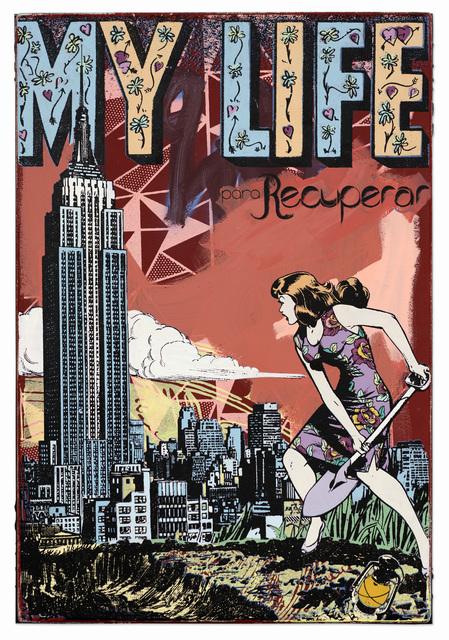 , 'My Life Recuperar,' 2016, Corridor Contemporary