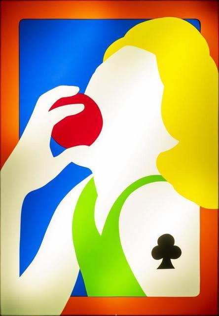 Marco Lodola, 'Pin Up', 2007, Itineris