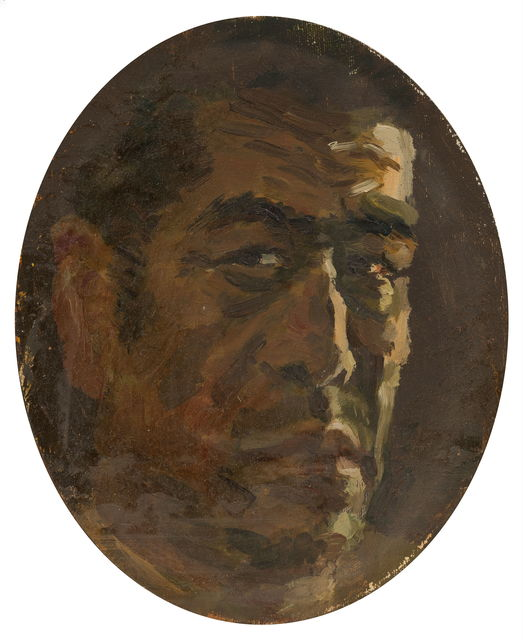 , 'Long-head Man 长脸男  ,' 2007, PIFO Gallery