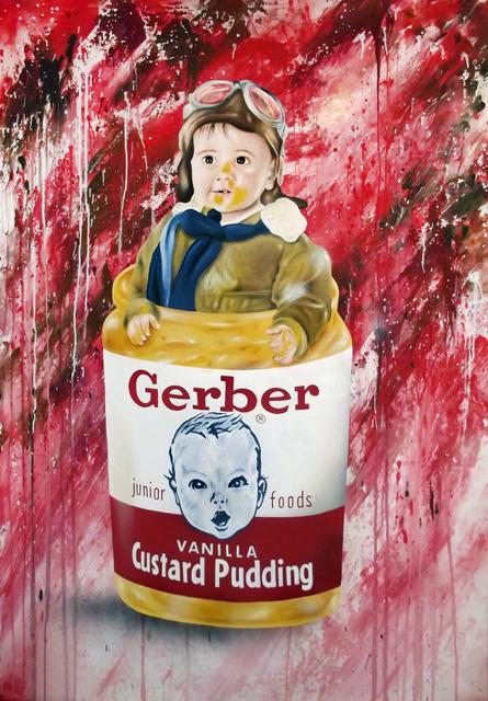 , 'Custard Baby,' 2015, Lawrence Fine Art