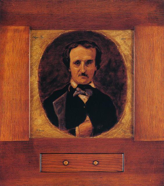 , 'Edgar Poe,' 1973, Locks Gallery