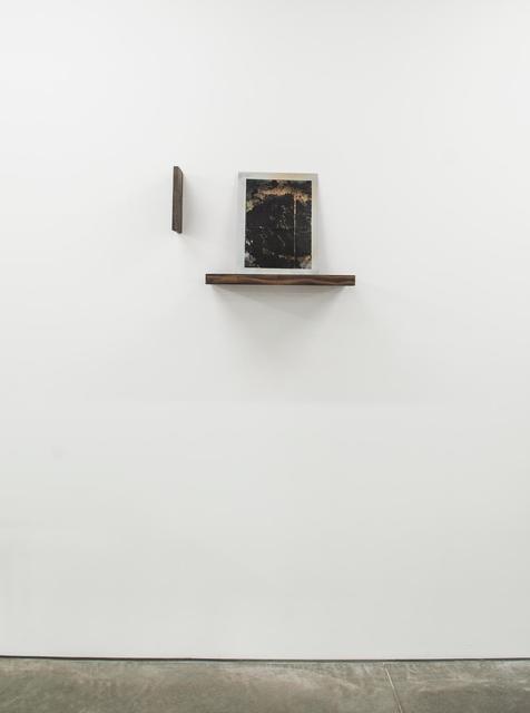 , 'Semaphore Island,' 2016, Johannes Vogt Gallery