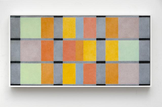 , 'Golden Rectangles,' 2017, Louis Stern Fine Arts