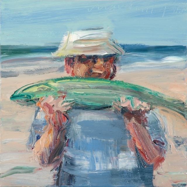 Marshall Crossman, 'Beach Series #117', 2006, Julie Nester Gallery