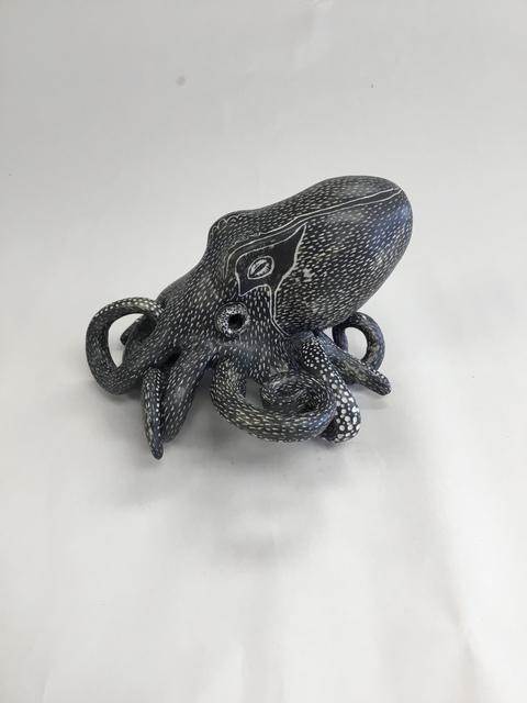 , 'Octopus,' 2019, Greenhut Galleries