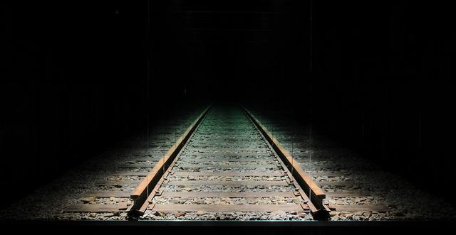 , 'Railroad Nostalgia,' 2012, C. Grimaldis Gallery