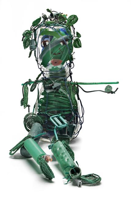 , 'GREEN JAR CHILD,' 2014, Traver Gallery