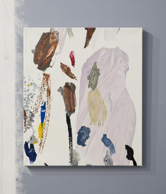 , 'Material Evidence (Wall Pan),' 2016, Deweer Gallery