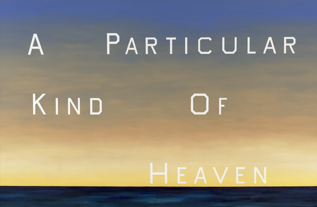 , 'A Particular Kind of Heaven,' 1983, de Young Museum