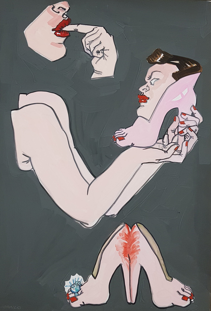 Vlada Ralko, 'Untitled', 2018, Voloshyn Gallery