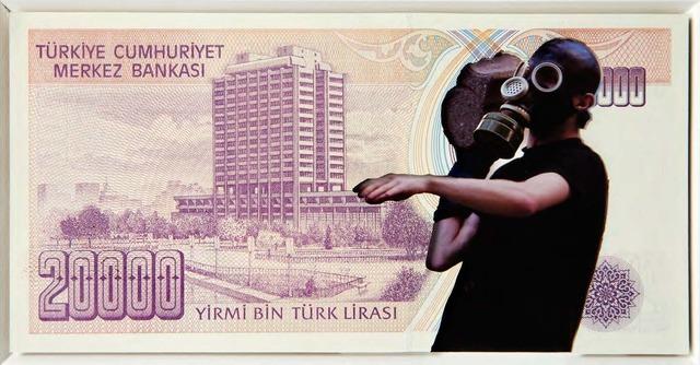 , 'Disaster IV. Turkish series,' 2013, Ani Molnár Gallery