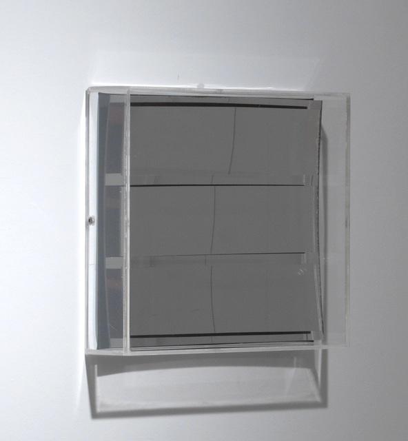 , 'Mirror Object,' 1970, SETAREH GALLERY