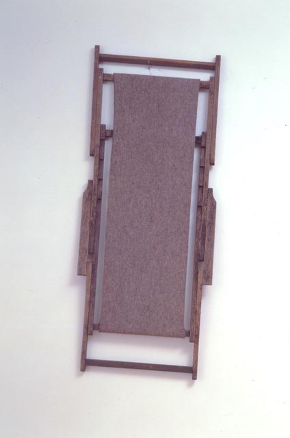 , 'GroBer aufgesogener Liegender im Jenseits wollend gestreckter,' 1982, Gagosian Gallery