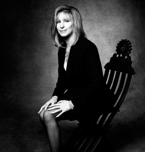 Ken Sax, 'Barbara Streisand', 1992, Berman Arts Agency - Sculpture to Wear