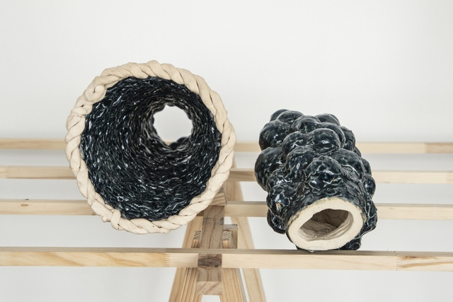 , '(L): Untitled 10 | (R): Untitled 11,' 2018, 99 Loop Gallery