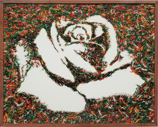 Vik Muniz, 'The White Rose (from the Monad Series),' 2003, Phillips: 20th Century and Contemporary Art Day Sale (November 2016)