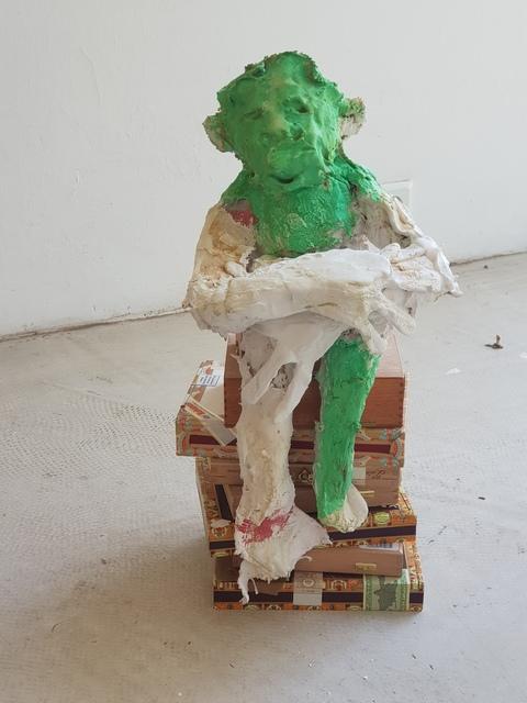 Martin Mele, 'Ohne Titel', 2019, Galerie Mark Müller