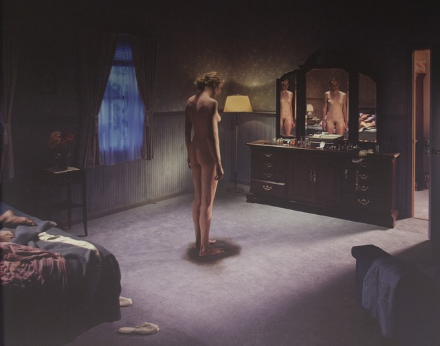 Gregory Crewdson, 'Untitled (woman stain)', 2001, Art Portfolio, Inc.