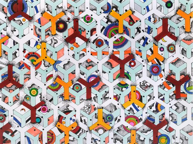 Carol Brown Goldberg, 'PM 34', 2019, Addison/Ripley Fine Art