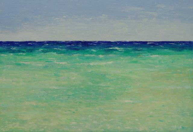 , 'Horizon,' 2018, Hakgojae Gallery