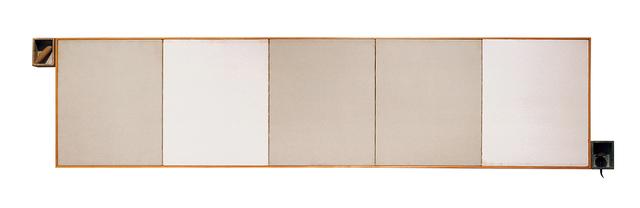 , 'Music,' 2001, Galeria Karla Osorio
