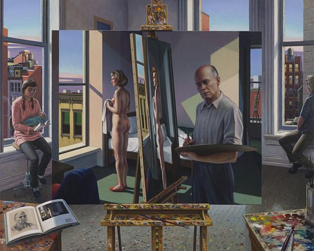 , 'New York Memoir,' 2014, Galerie de Bellefeuille