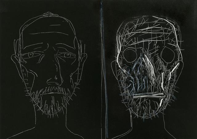 , 'My Father VIII,' 2017, Pratt Contemporary
