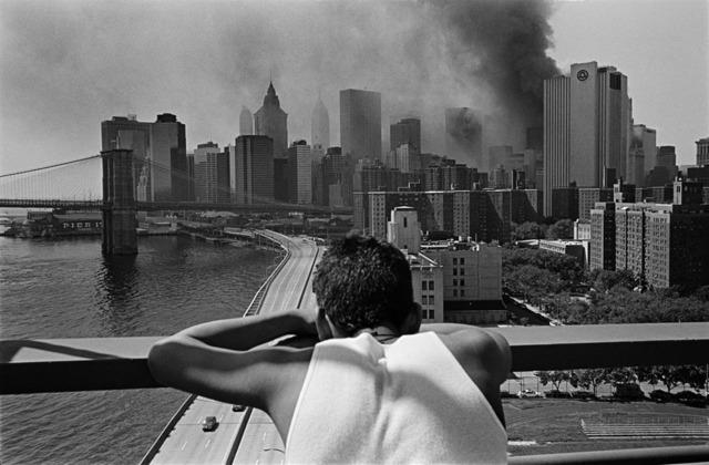 , 'Manhattan Bridge, East River, New York,' 2001, Galerie Bene Taschen