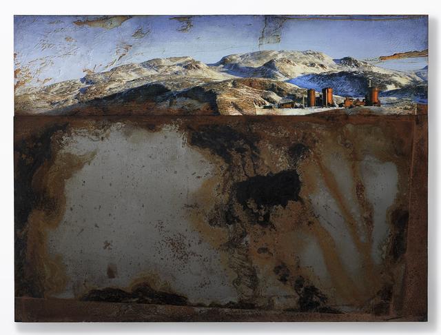 , 'Early Industry,' 2016, Miller Yezerski Gallery