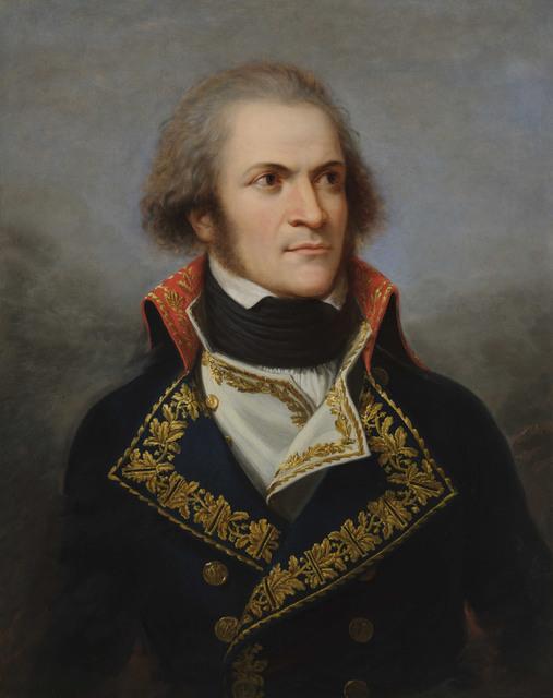 , 'Portrait of Guillaume Marie-Anne Brun,' 1796-1797, Robilant + Voena