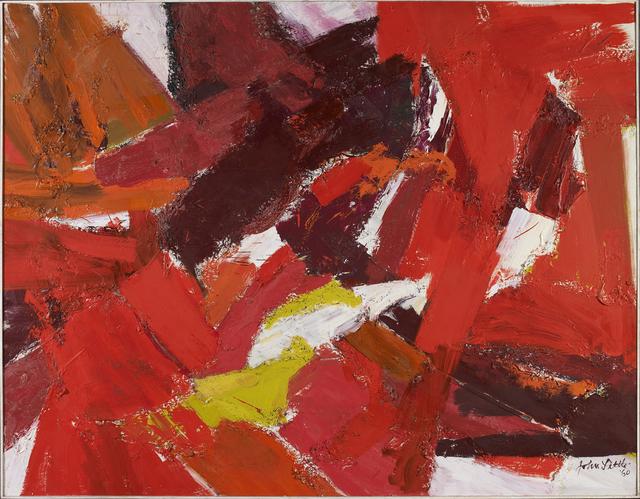 , 'Tropic of Cancer II,' 1960, Vallarino Fine Art