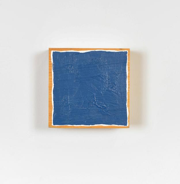 Cordy Ryman, 'Frame Trace #8', 2020, Painting, Acrylic on wood, Freight + Volume