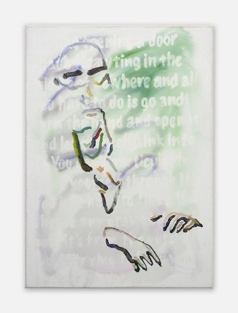 , 'Half hear,' 2016, Future Gallery