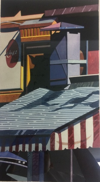 , 'Awning,' 1984, Cavalier Galleries