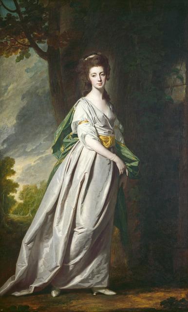 George Romney, 'Mrs. Thomas Scott Jackson', ca. 1770/1773, National Gallery of Art, Washington, D.C.