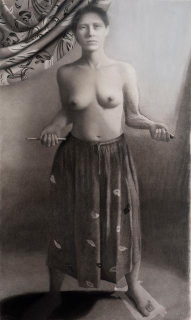 Susan Hauptman, 'Self-portrait', 1982, Allan Stone Projects