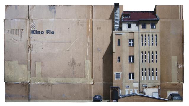 , 'Großes Kino (HPM, Charlottenstr Version #3),' 2012, Jonathan LeVine Projects